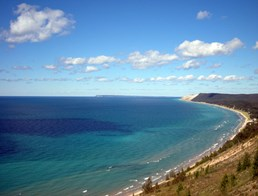 Image of Sleeping Bear Dunes