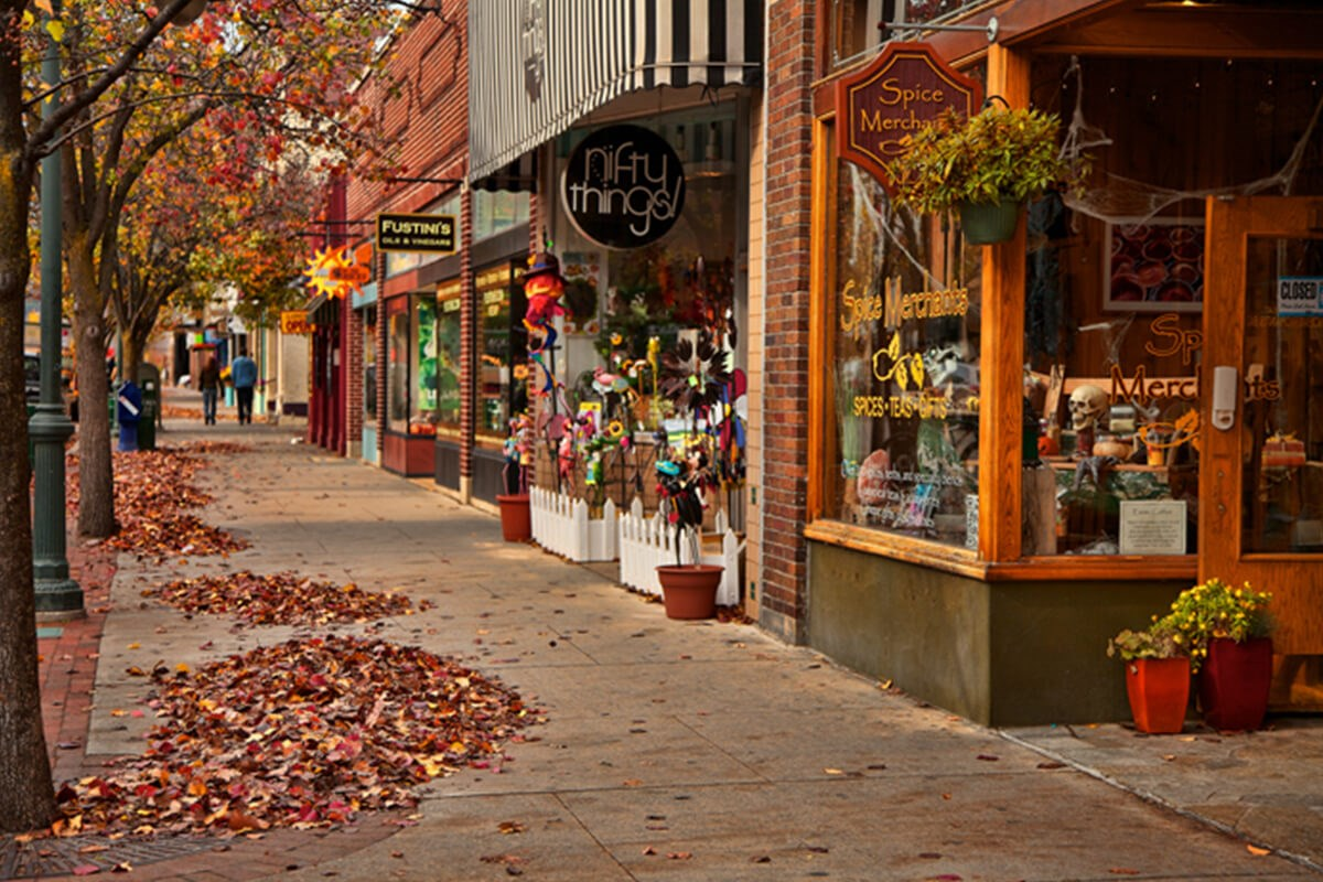 Image of Downtown Traverse City